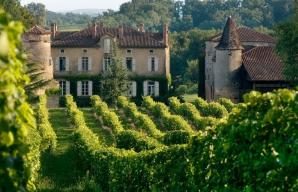 Château de Maniban bike tour ©Armagnac Castarede JB LAFFITTE