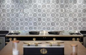 Cours de cuisine et gastronomie au chateau de berne en provence ©Hervé Fabre
