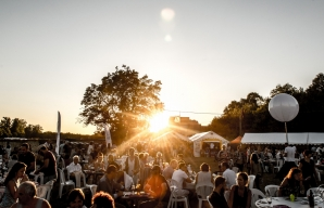 A summer's evening in the Bordeaux wine region © Pays de la Haute Gironde