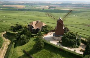 Moulin de Verzenay unesco world heritage champagne ©F. Canon