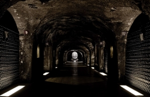 Visit of the imperial galery © Champagne Moët & Chandon
