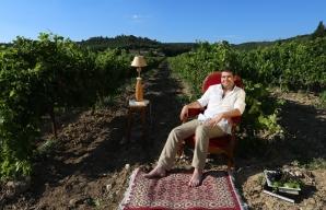 Make yourself comfy among the vines! © Vignerons Indépendants de France