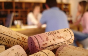Sensation vin Burgundy vineyard