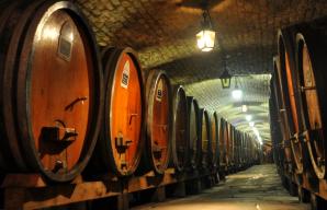 wine cellar of Strasbourg Hospices © Christian Fleith - ADT