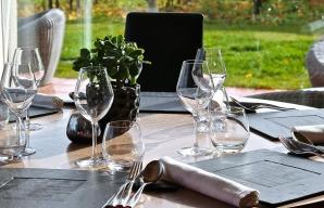 Table Domaine Bergerie Anjou ©Bergerie
