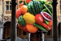 Fruit Tree - Expérience Pommery