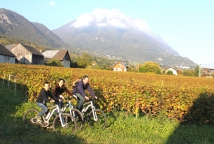 Festive weekend in the vineyard of savoie ©Le Taillefer Lionel Daviet