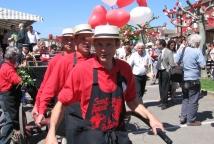 Fête des crus en Beaujolais, chaque année une ville différente à l'honneur © Inter Beaujolais