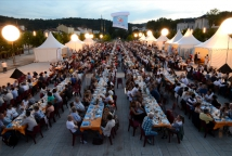 Flavours of the lot festival fine foods and Cahors wines malbec south west of France ©CRT Midi-Pyrenees P. Thebault