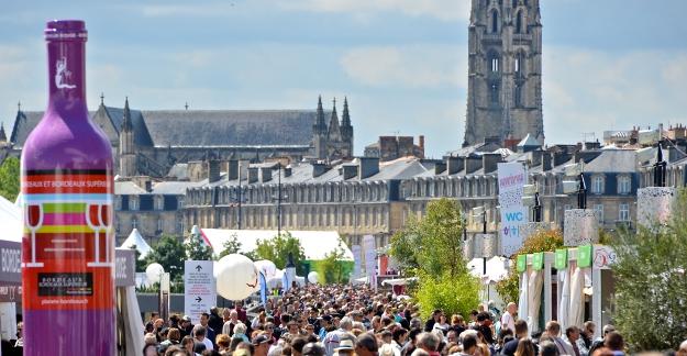 Fête du vin à Bordeaux 1er événement oenotouristique d'Europe ©DR