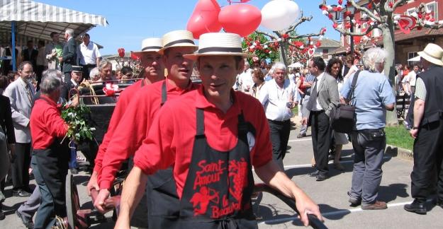 Fête des crus en Beaujolais chaque année une ville différente à l'honneur © Inter Beaujolais