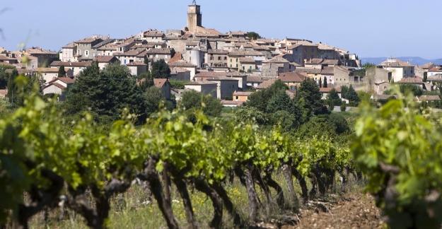 Côtes du Rhône Villages Sablet ©Inter Rhône