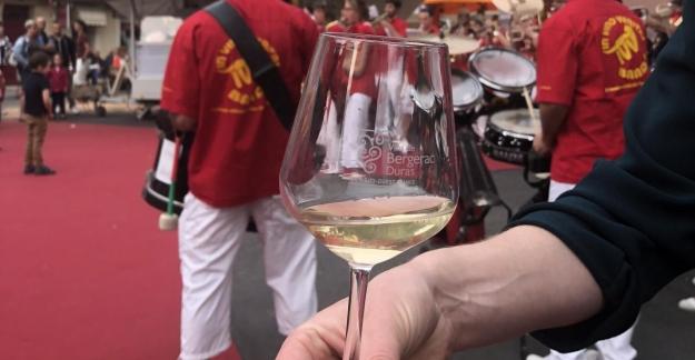 La Vinata vignoble de Bergerac ©IVBD