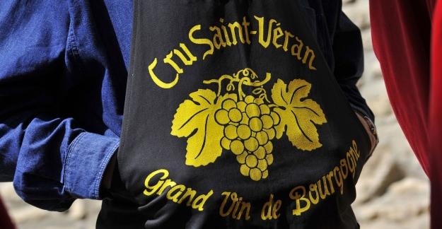 Saint Vincent Tournante Saint Véran Burgundy © Jerome Chabanne