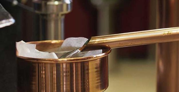 Visite de la distellerie Rémy Martin pour la double chauffe cognac ©DR