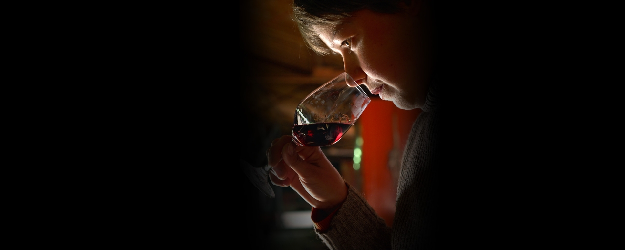 Aurélie Pereira winemaker cru Maury Roussillon wines ©P. Palau
