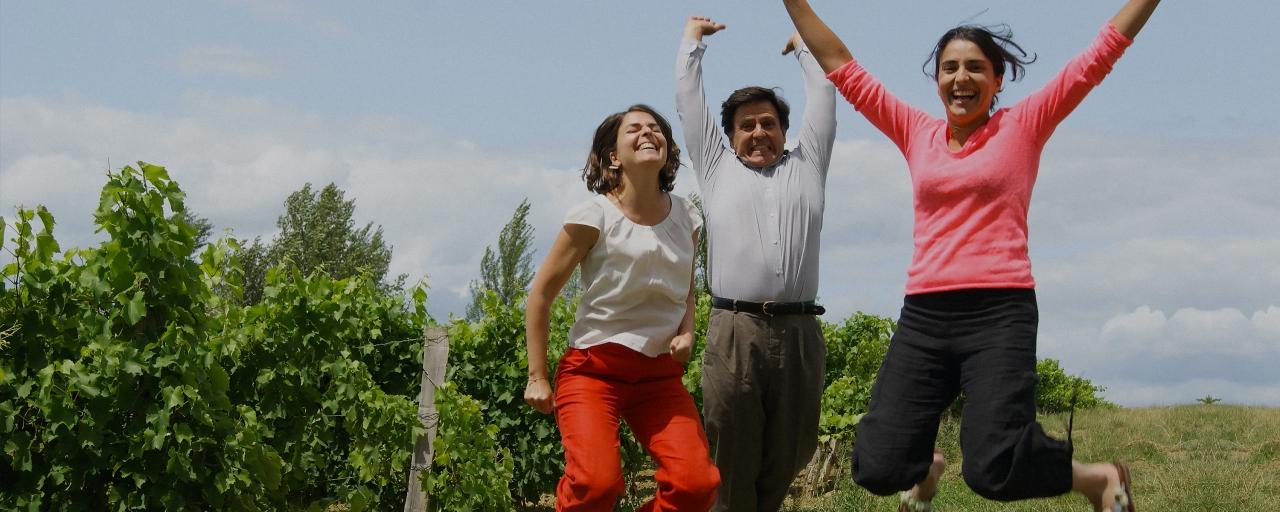 Famille Rozes viticulteurs dans le gers ©Armagnac - Domaine d'Aurensan