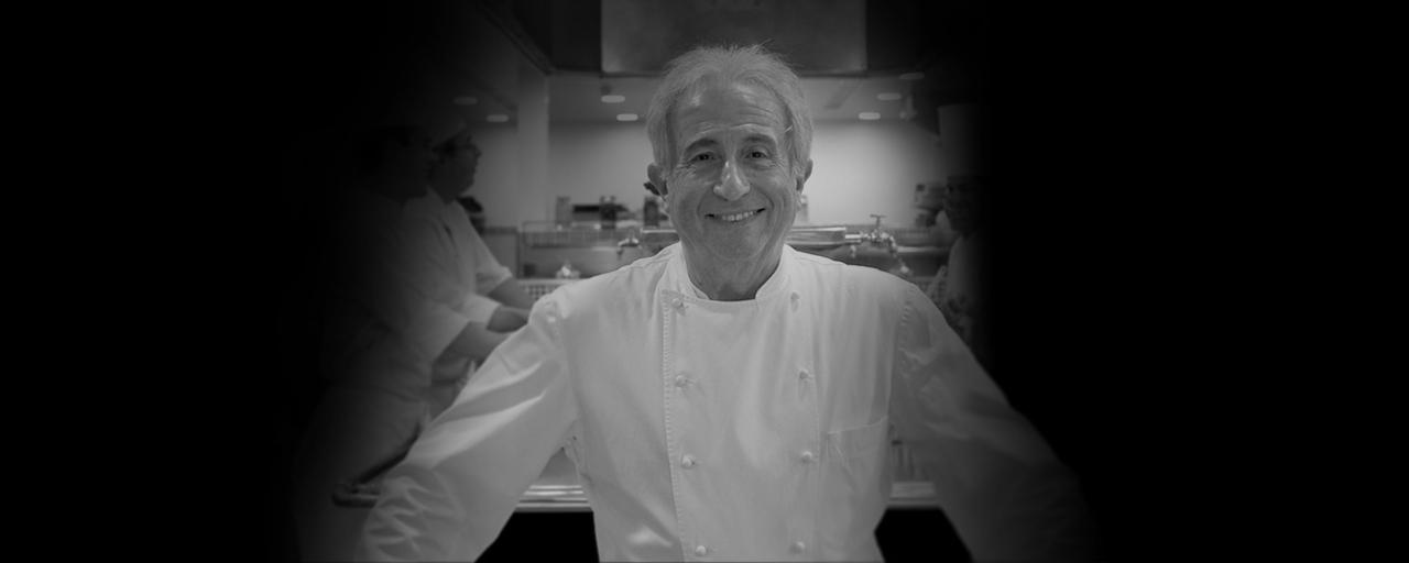 Michel Guérard chef cuisine santé relais chateaux fine food wines of Bordeaux ©Les Prés d'eugènie