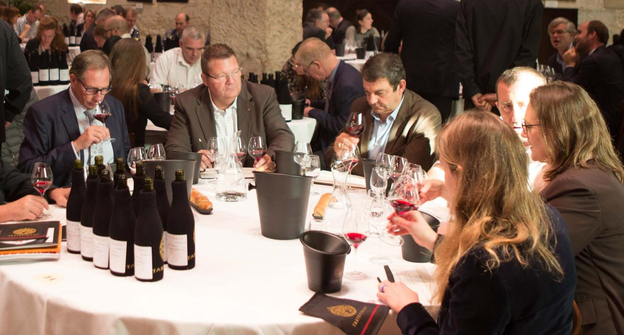 Tastevinage, Burgundy's top wine competition