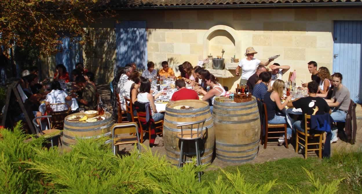 Vendanges Bordeaux Blaye & Bourg © Pays de la Haute Gironde