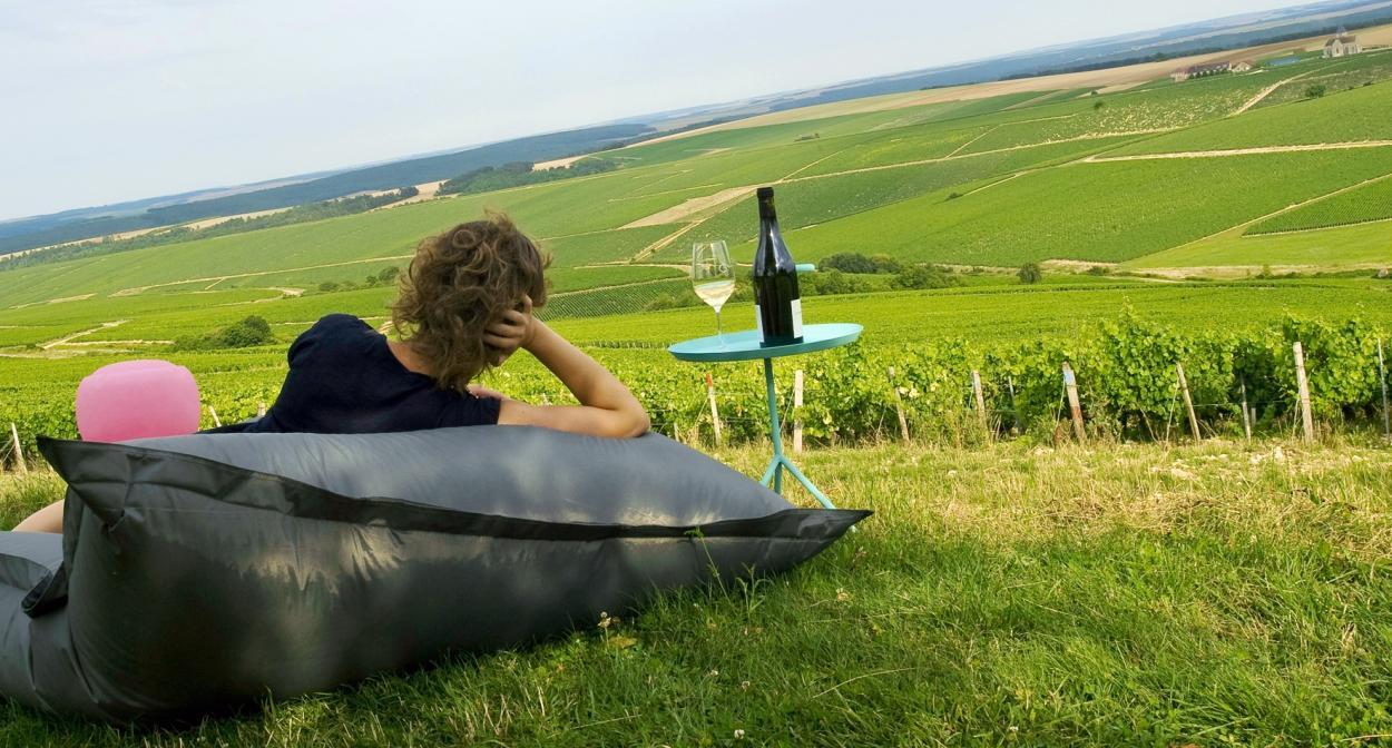 Vignoble de Chablis ©Alain Doire Bourgogne Tourisme