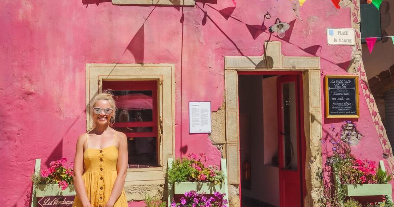 Village Castigno in Assignan, Languedoc ©Ambitious Kitchen
