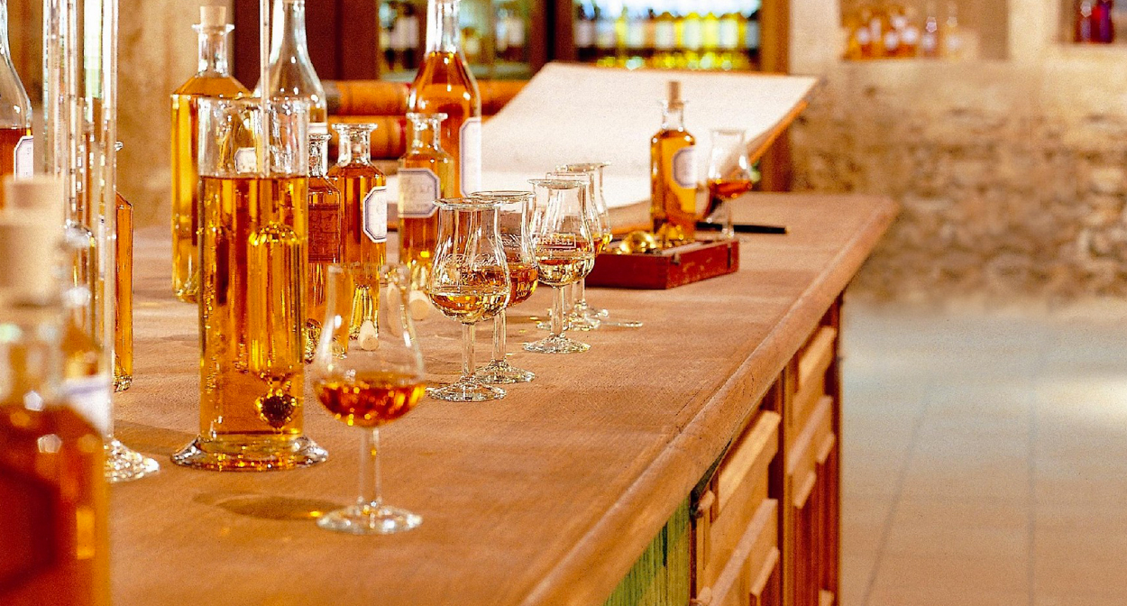 Dégustation Cognac Martell