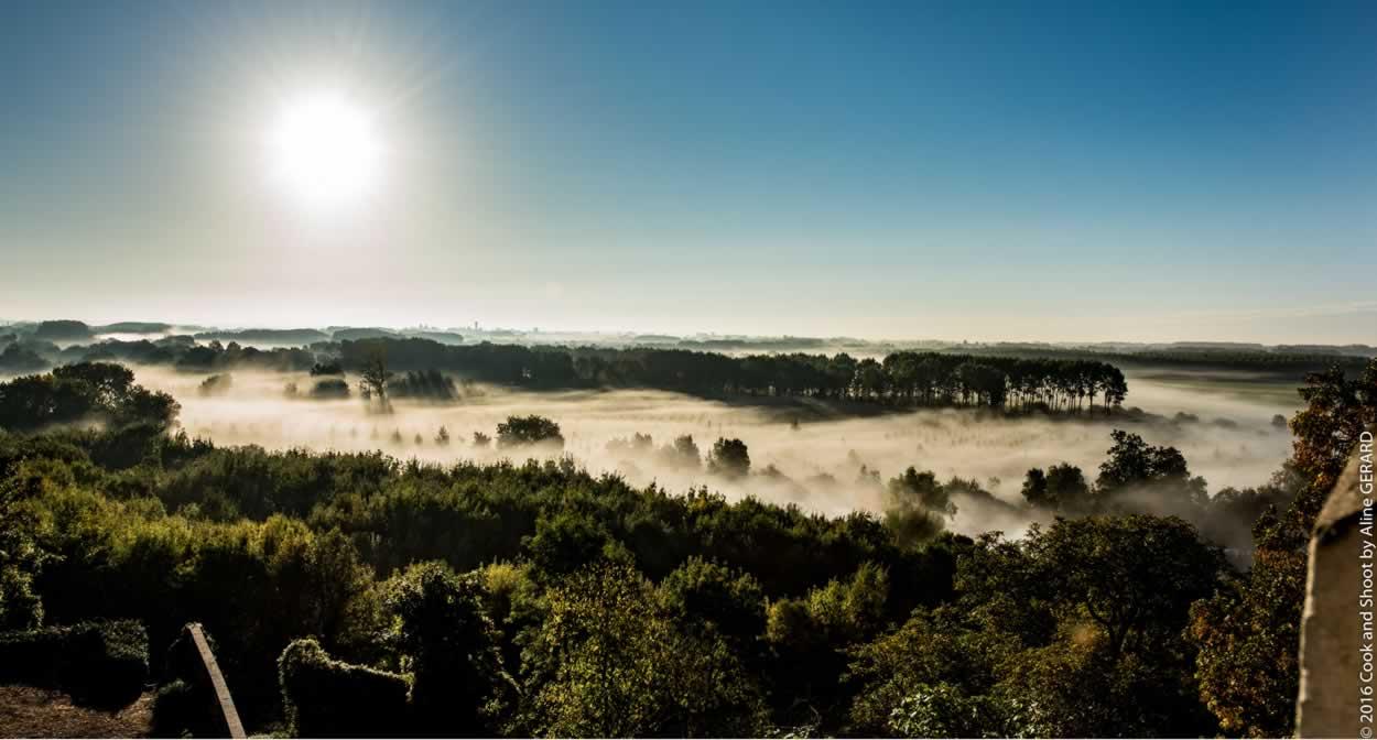 Vue sur le Loir ©Relais & Châteaux