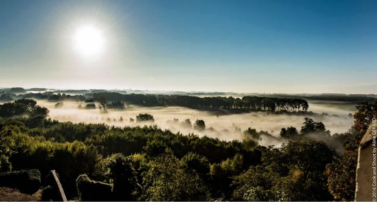 View of the Loir ©Relais & Châteaux